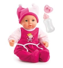 Bayer - Hello Baby Function Doll 46cm (94682AA)