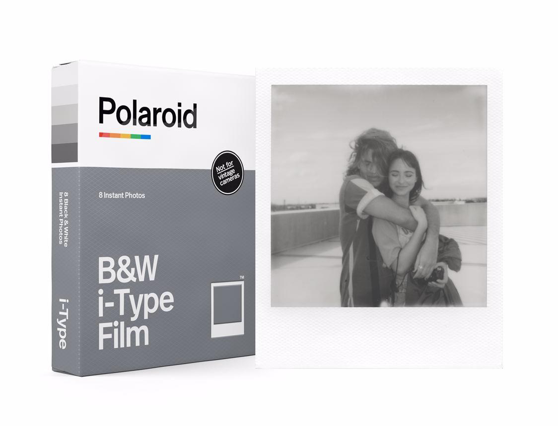 Polaroid - Sort & Hvid Film Til I-Type