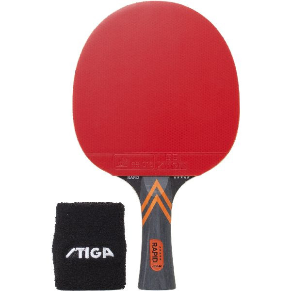 Stiga - Rapid 3-star Bordtennisbat