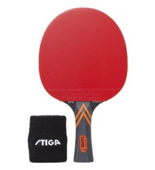 Stiga - Rapid 3-star Table Tennis (151001)
