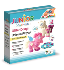 JDE - Glitter Dough Unicorn Playset (506099)