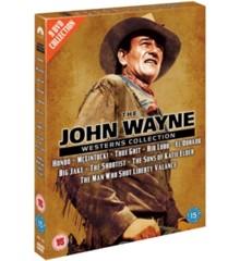 The John Wayne Westerns Collection