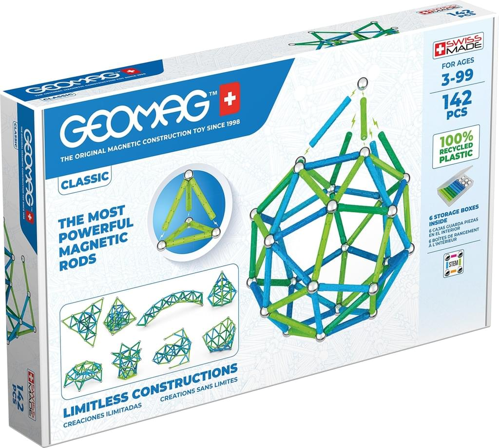 Geomag - Classic Green Line 142 (274)
