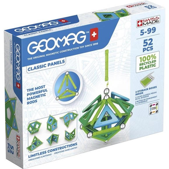Geomag - Classic Panels Green Line 52 (471)