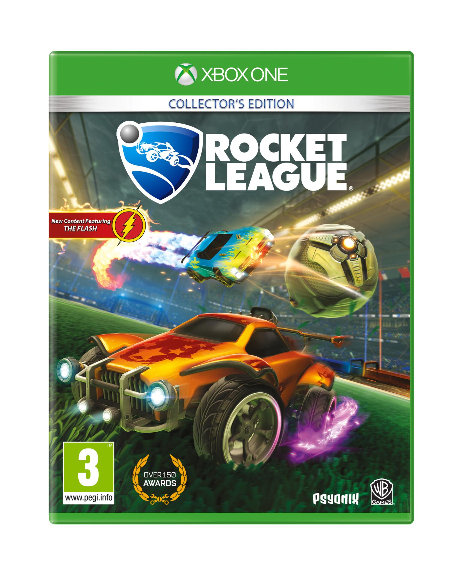 Bilde av Rocket League - Collector's Edition (fr/nl)