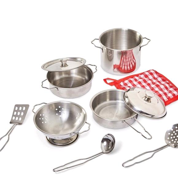 Junior Home - My Pots & Pans playset (505128)