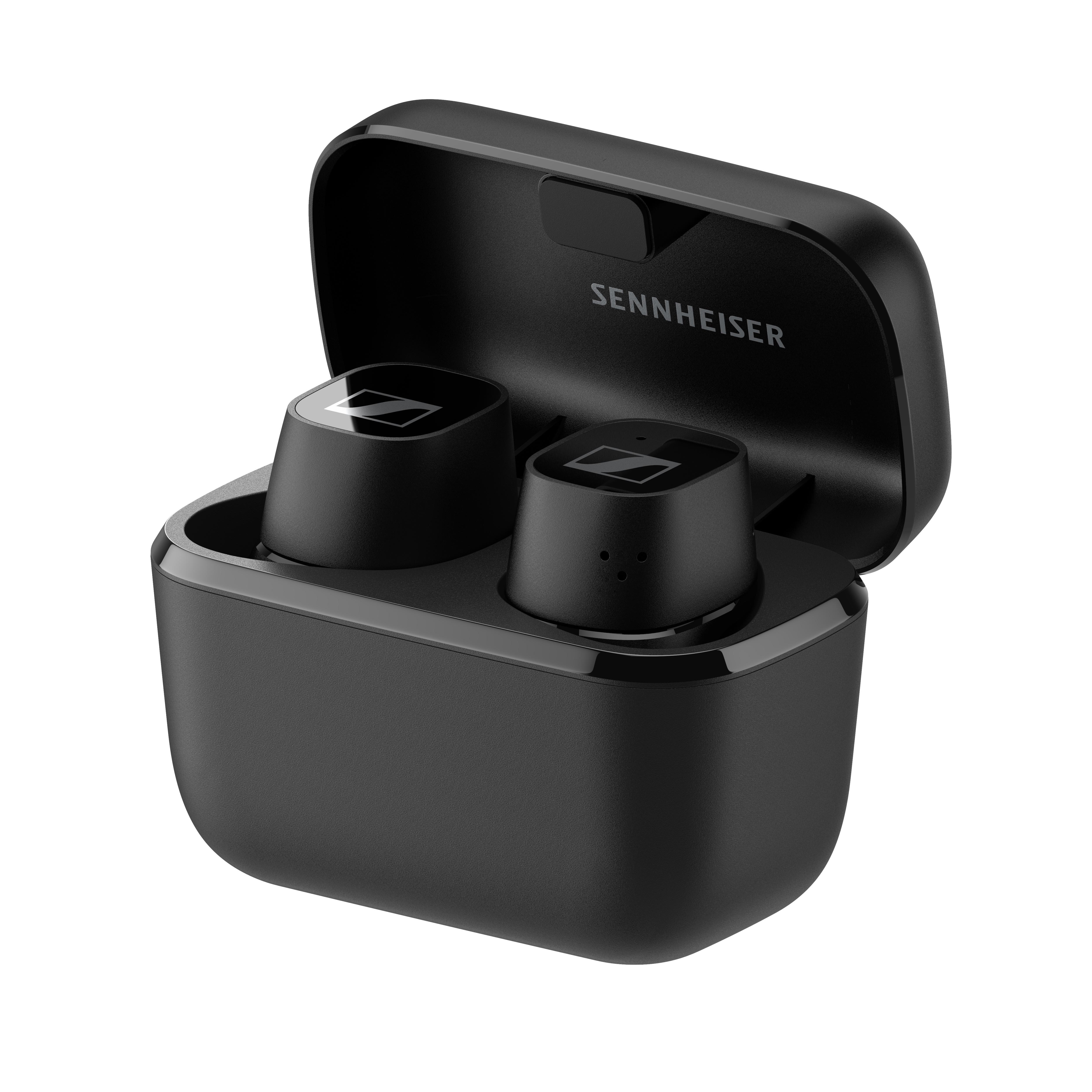 Sennheiser - CX 400 Wireless Earphones With Bluetooth - Black