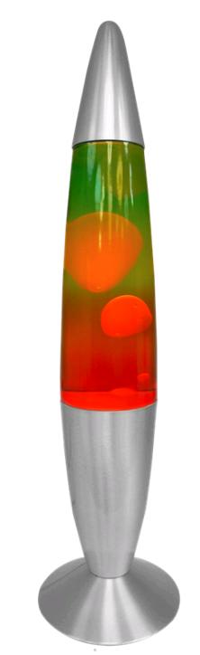 Music - Lava lamp multicolor 48 cm (501118)