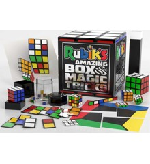 Rubik's - Amazing Box of Magic Tricks (710100)