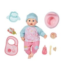 Baby Annabell - Frokost med Annabell 43cm