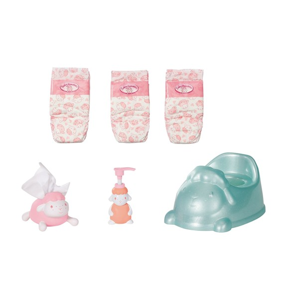 Buy Baby Annabell - Potty Set (703298) - Incl. shipping