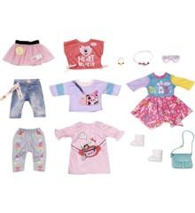 Baby Born - City Fashion Tøjsæt 43cm