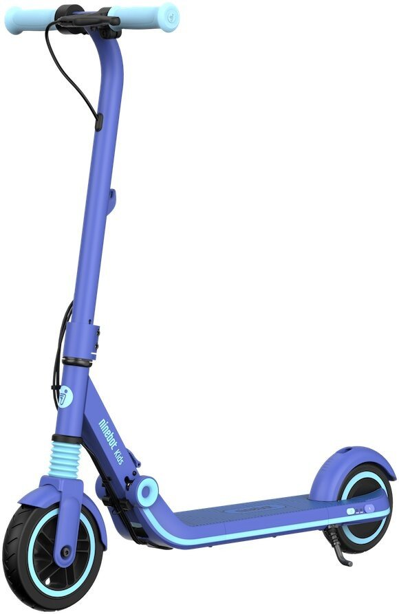 Segway - Ninebot Kick Scooter Zing E8 Kids - 6-12 Year - Blue