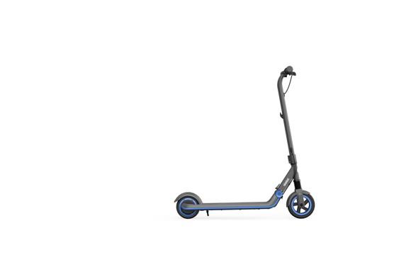 Segway - Ninebot Kick Scooter Zing E10 Kids 8-14 Year - Grey