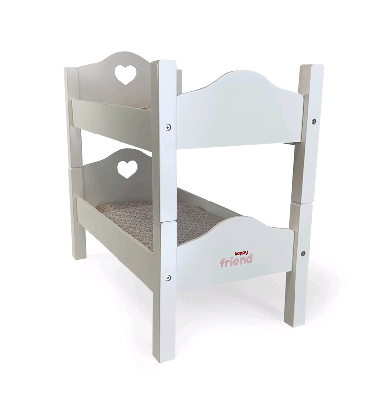 Happy Friend - Bunk Bed (504315)