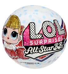 L.O.L. Surprise - All-Star B.B.s Series 2- Cheer for SK (570363xx1)