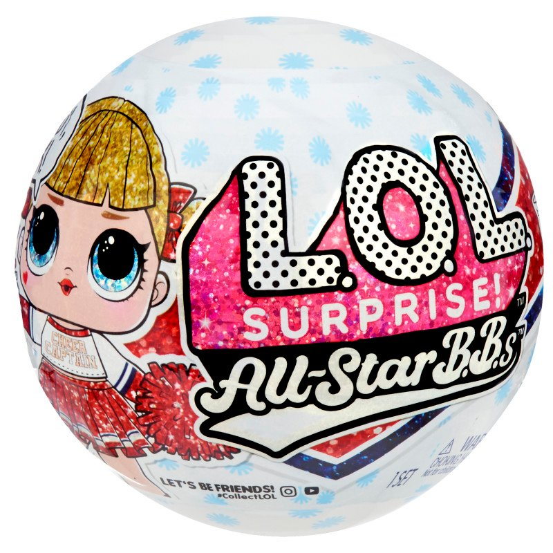 L.O.L. Surprise - All-Star B.B.s Series 2- Cheer for SK -(570387xx1)