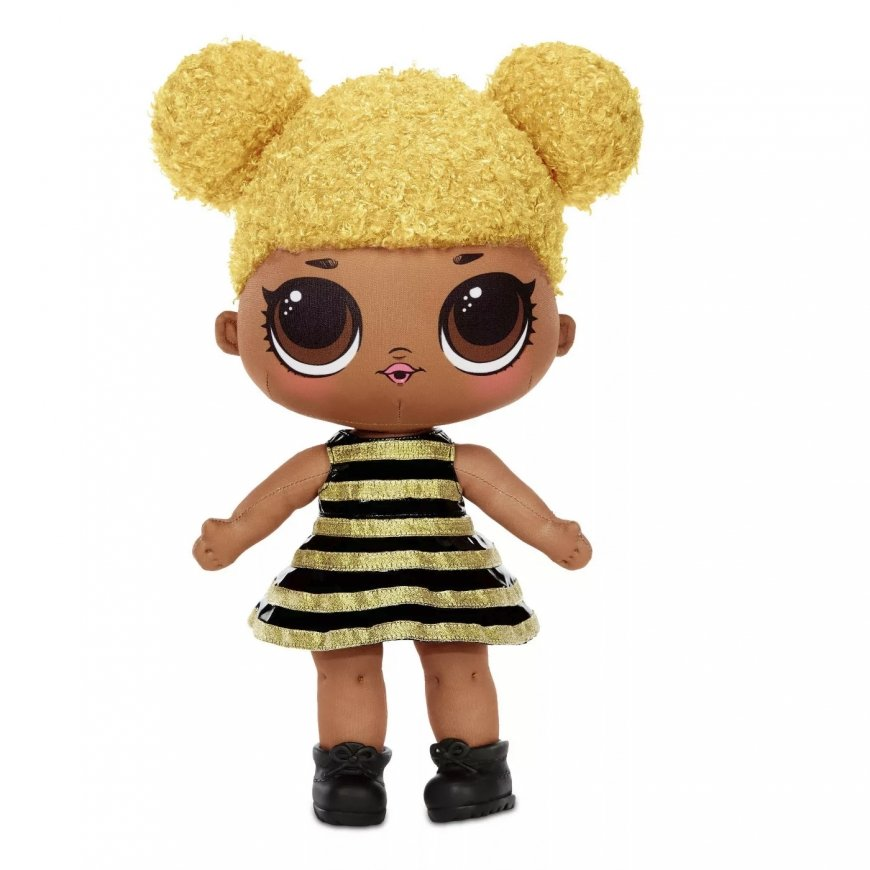 L.O.L. Surprise - Huggable Plush - Queen Bee (571292)