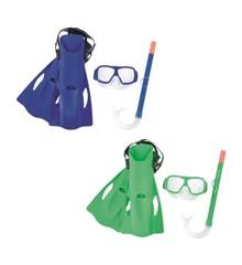 Bestway - Hydro-Swim - Freestyle Snorkel Sæt (45-1157589)