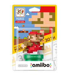 Amiibo Mario Classic Colours - Mario 30th Anniversary Collection (JP)