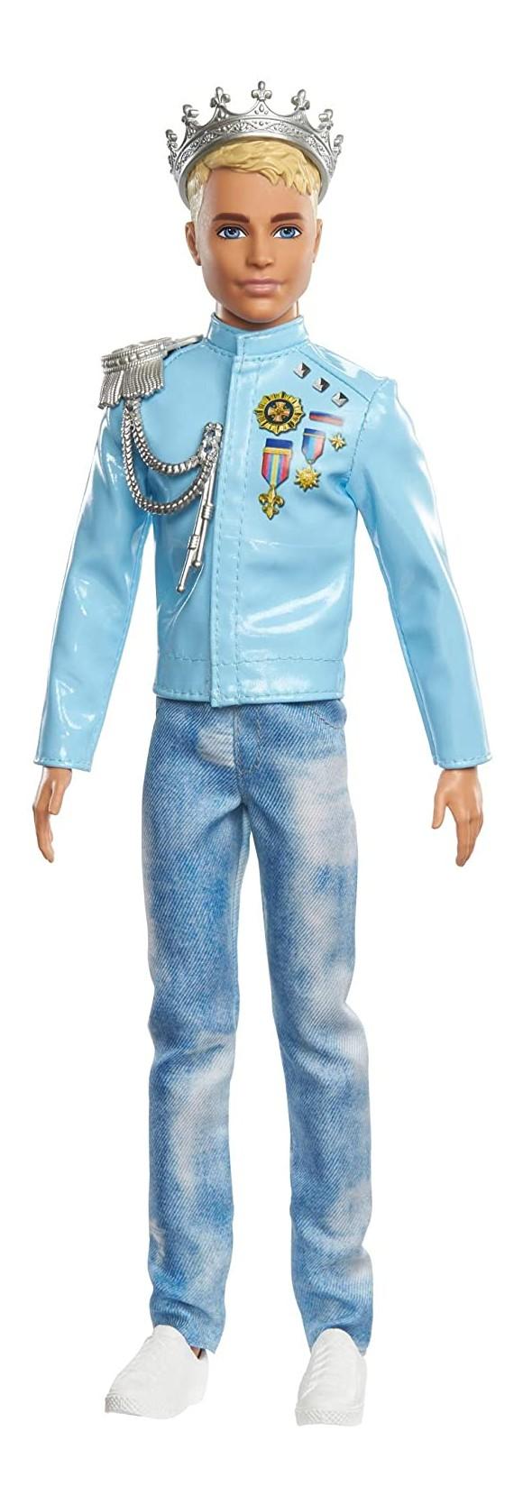 Barbie - Princess Adventure - Prins Ken