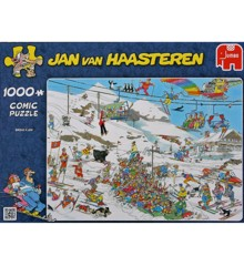 Jan Van Haasteren - Break a leg - 1000 Piece Puzzle (81453C)