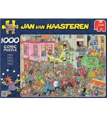 Jan Van Haasteren - Carnival - 1000 Piece Puzzle (81453G)