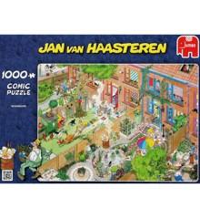 Jan Van Haasteren - Naboer - Puslespil 1000 brikker (81453E)