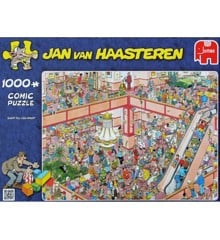 Jan Van Haasteren - Shop til you drop - 1000 Piece Puzzle (81453L)
