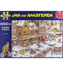 Jan Van Haasteren - Streetlife - 1000 Piece Puzzle (81453V)