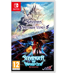 Saviors of Sapphire Wings/ Stranger of Sword City Revisited