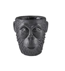 Vila Collection - Gorilla Urtepotteskjuler Medium - Sort