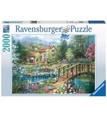 Ravensburger - Puzzle 2000 - Shades of Summer (10216223)