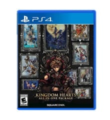 Kingdom Hearts All-In-One Package (Import)