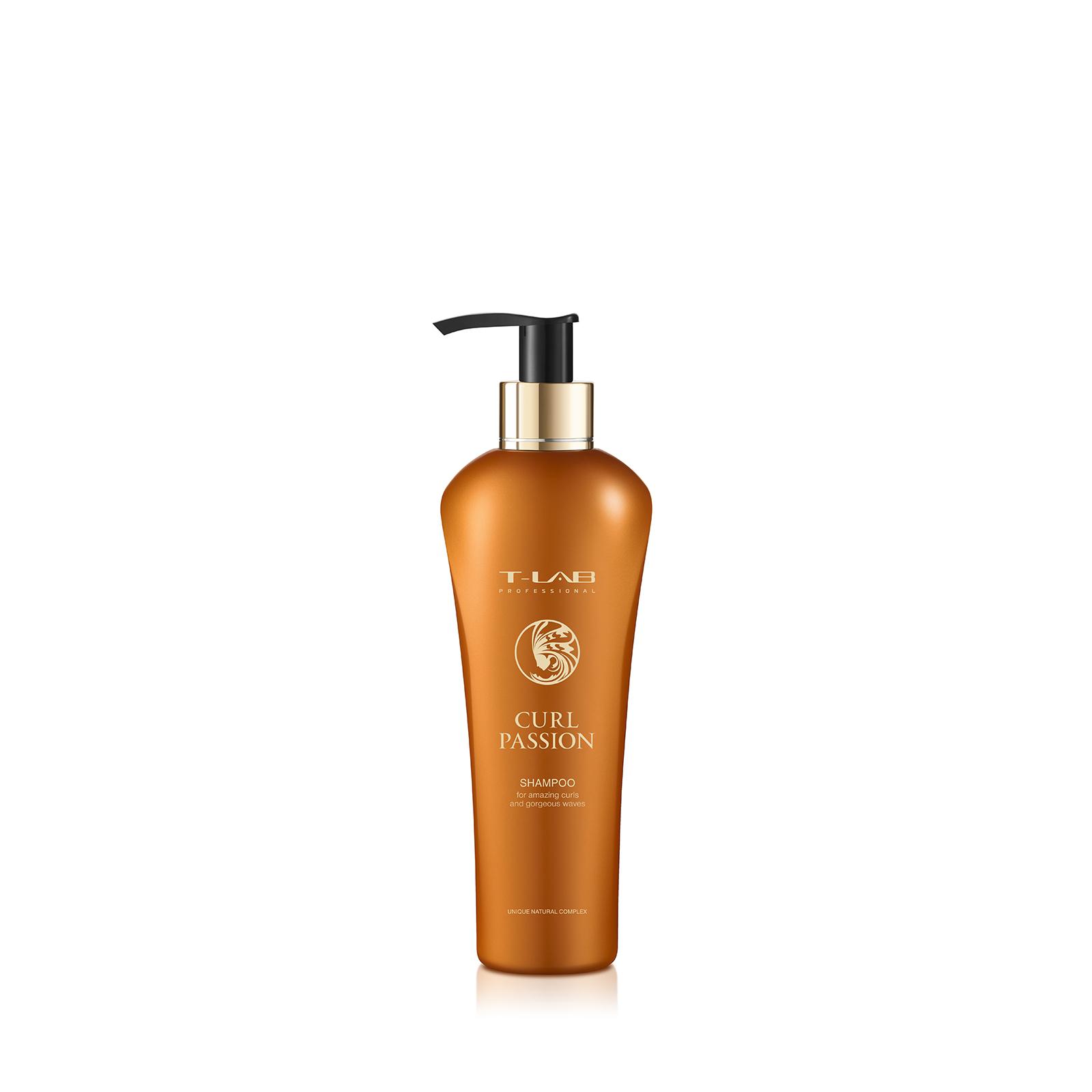 T-Lab Professional - Curl Passion Shampoo 250 ml
