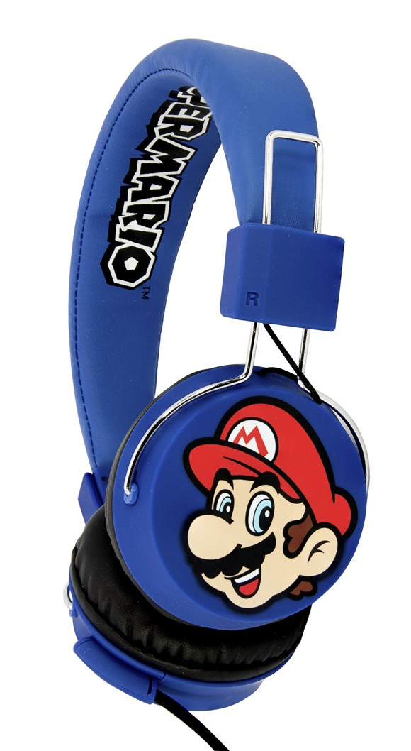 OTL - Premium Tween Headphones - Super Mario (856523)