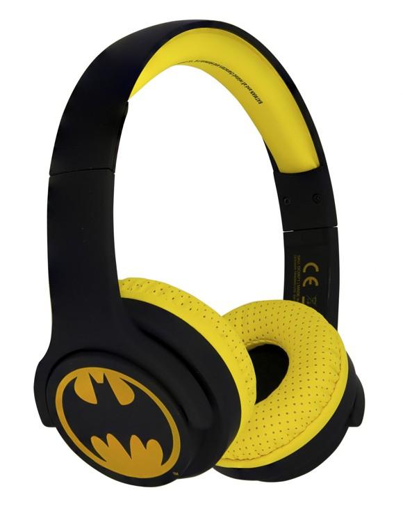 OTL - Bluetooth Junior Headphones - Batman (856527)