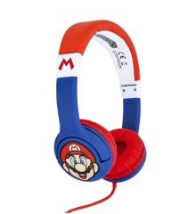 OTL - Children's Headphones - Super Mario (856534)