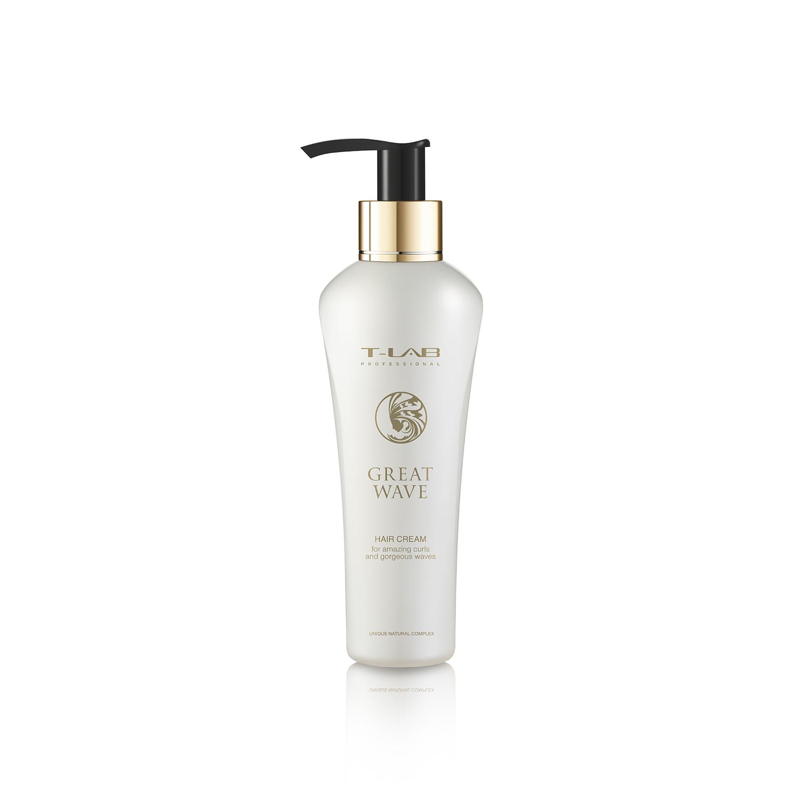 T-Lab Professional - Great Wave Hair Cream 130 ml
