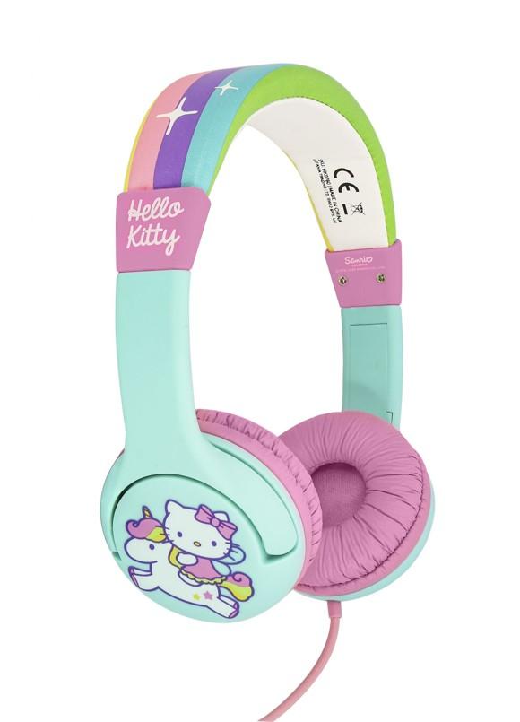 OTL - Children's Headphones - Hello Kitty Unicorn (856536)