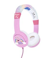 OTL - Children's Headphones - Rainbow Peppa Pig  (856537)