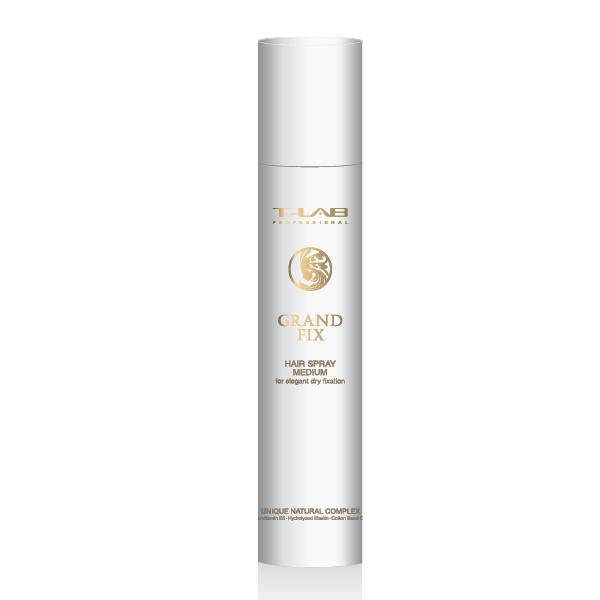 T-Lab Professional - Grand Fix Hair Spray Medium 300 ml