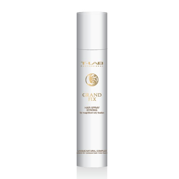 T-Lab Professional - Grand Fix Hair Spray Strong 300 ml
