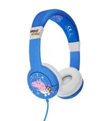 OTL - Childrens Headphones - George Pig Rocket (856538)