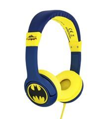 OTL - Junior Headphones - Batman Bat Signal (856539)