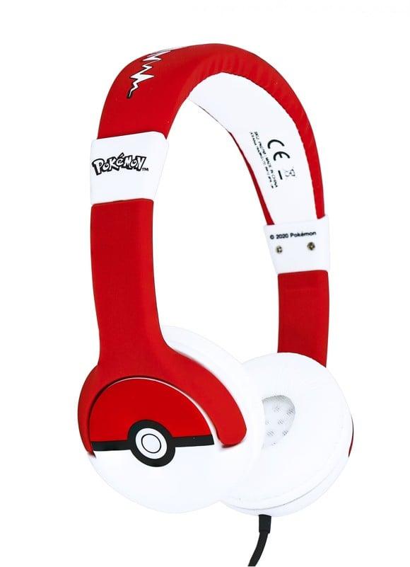 OTL - Børne Hovedtelefoner - Pokemon Pokeball