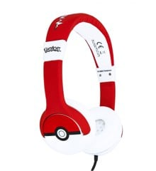 OTL - Junior Headphones - Pokemon Pokeball (856542)
