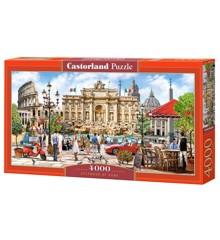 Castorland - Puzzle 4000 pc - Splendor of Rome (C-400270)
