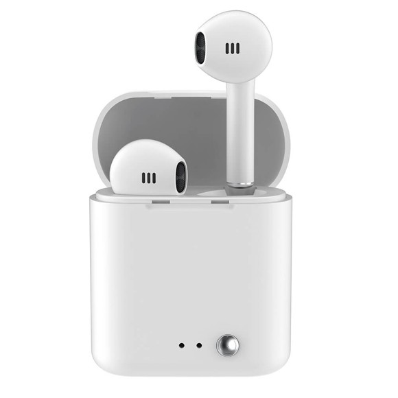 LEDWOOD - Wireless Headphones T14 TWS - Bluetooth - White