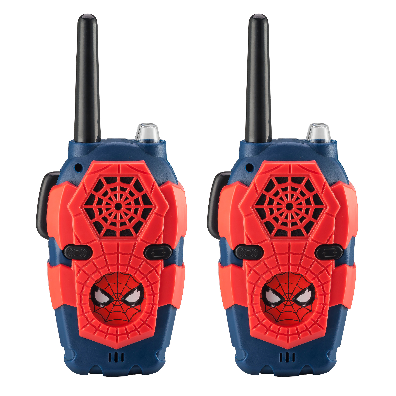 eKids - Spider-man Light and sounds Walkie Talkies